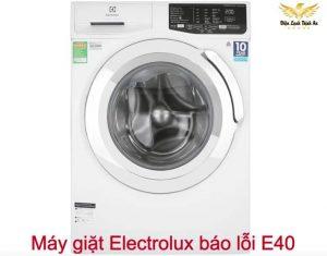 may giat Electrolux bao loi E40