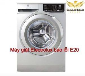 may giat electrolux bao loi E20