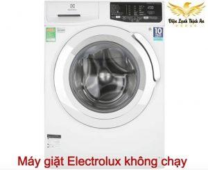 may giat electrolux khong chay