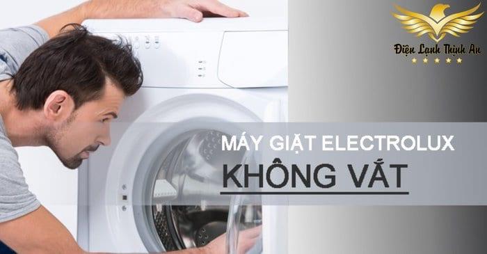 may giat electrolux khong vat