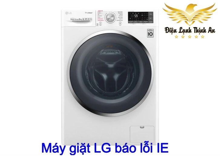 may giat lg bao loi IE